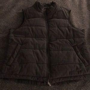 NWOT Wolverine Puffer Vest in Dark Grey - Size L